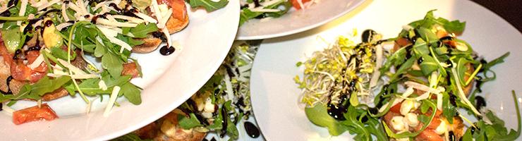 Salate Milazzo Hannover Ristorante